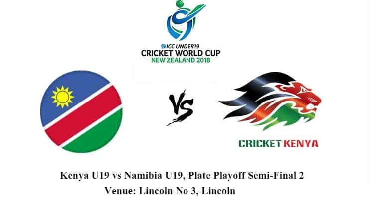 Kenya U19 vs Namibia U19 ODI Betting Tips