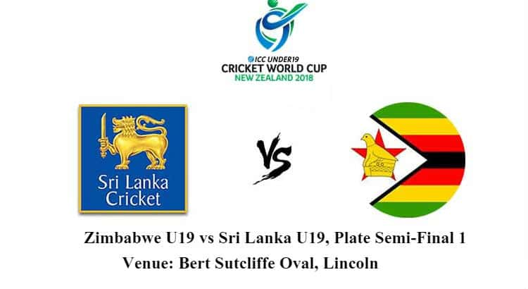 Zimbabwe U19 vs Sri Lanka U19 ODI Betting Tips