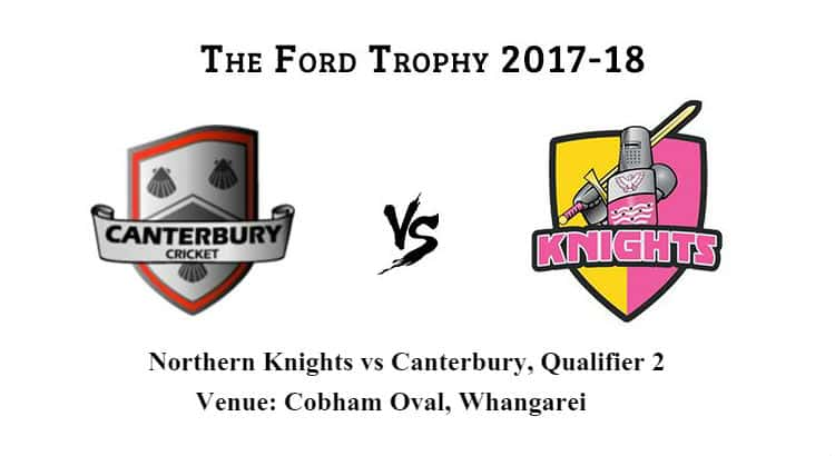 Northern Knights vs Canterbury Qualifier 2nd Betting Tips
