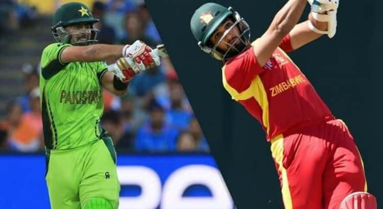 Zimbabwe vs Pakistan 1st T20 Match Prediction