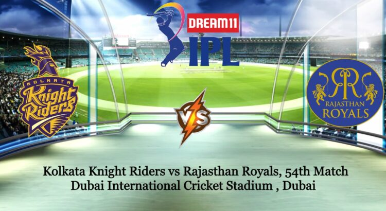 Kolkata Knight Riders vs Rajasthan Royals 54th IPL T20 Cricket Betting Tips