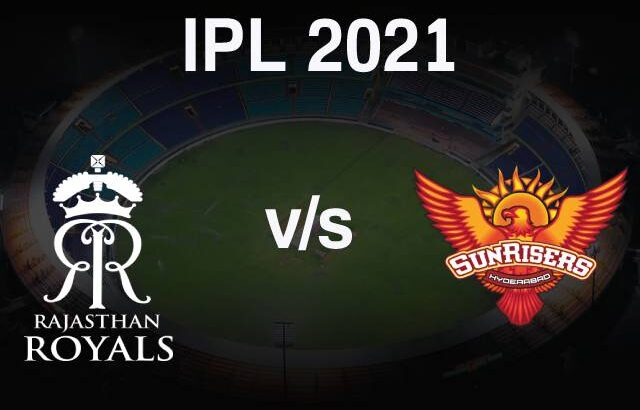 Rajasthan Royals vs Sunrisers Hyderabad 28th Match IPL T20 Cricket Betting Tips
